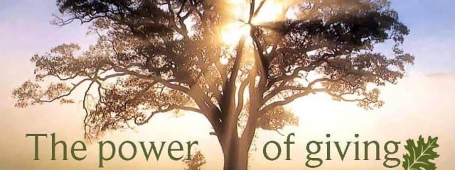 Charitable Giving- The Power of Giving